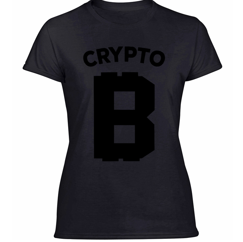 הכי חדש הומור bitcoin cryptocurrency crypto חולצה לגברים 2019 בגדי סטנדרטי טי חולצה קצר שרוול מצחיק HipHop