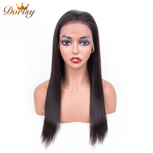 Lace Frontal Human Hair Wigs 13×4 wigs For Black Women Brazilian Straight Non Remy