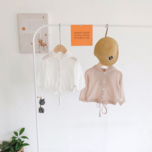 Baby Cardigans Knitwear Airconditioner MILANCEL Toddler Thin Boys