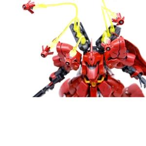 Image 3 - Floating Gun Expansion Effect Parts For Bandai RG HGUC 1/144 Sazabi Gundam Model Kit