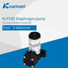 Миниатюрный Мембранный Насос kamoer klp180 жидкость для переноса