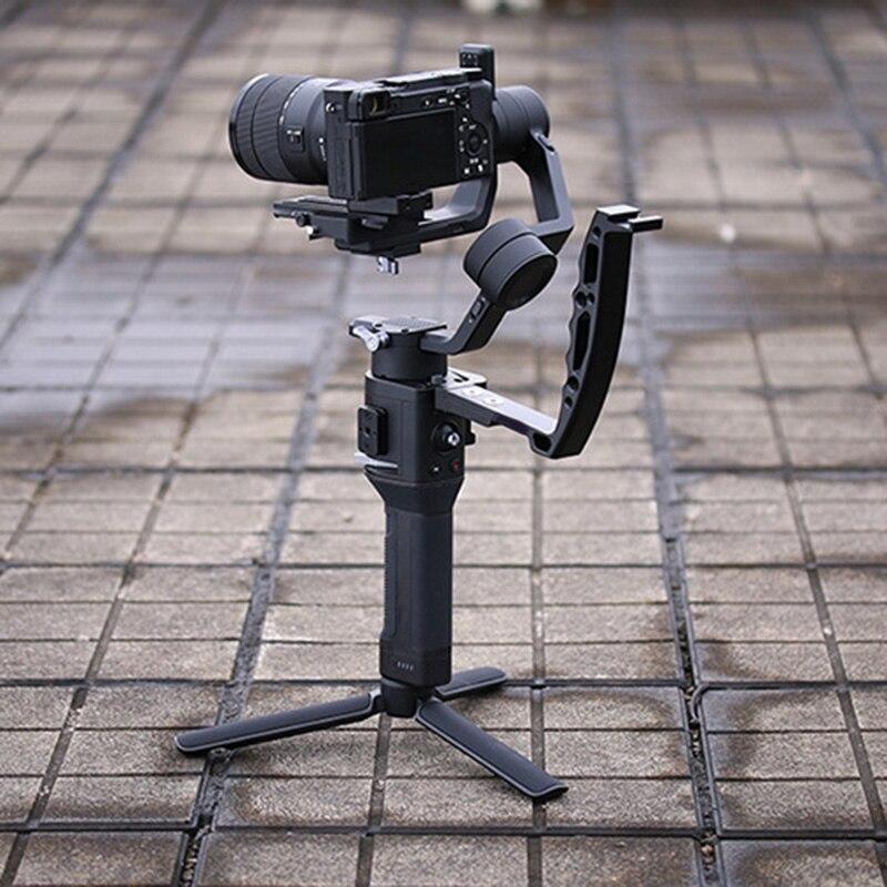 Ronin sc 링 마운트 핸들 그립을위한 Dh 09 핸드 헬드 카메라 안정기 짐벌 액세서리-에서스포츠 캠코더 케이스부터 가전제품 의
