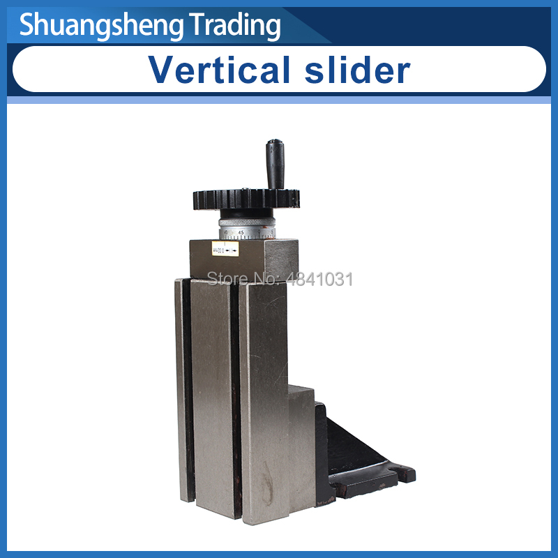 Milling Attachment/Vertical Slider For Machine Tool/SIEG C1 Tool Slider/Vertical Plate S/N:10082
