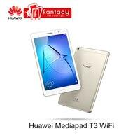 화웨이 MediaPad T3 8 와이파이 태블릿 2 화웨이 명예 태블릿 8.0 인치 2 기가 바이트 16 기가 바이트 IPS HD 금어초 425 쿼드 코어 Andriod 7.0 4800mah