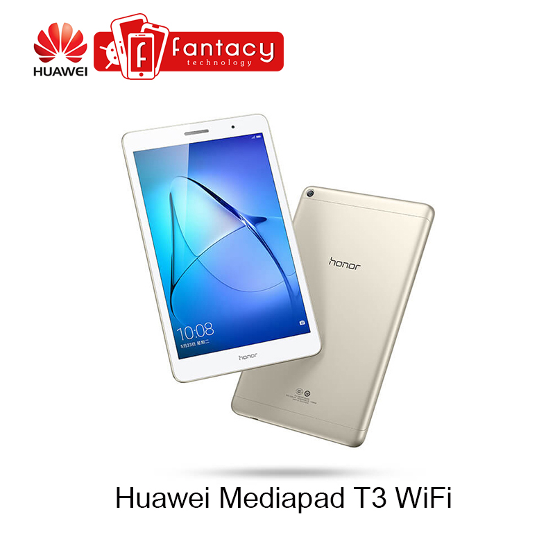 HUAWEI MediaPad T3 8 WIFI Tablet 2 Huawei Honor Tablet 8.0 Inch 2GB 16GB IPS HD SnapDragon 425 Quad Core Andriod 7.0 4800mah