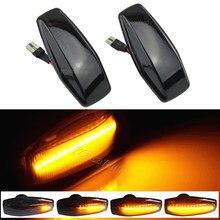 Feu de position latéral à LED, clignotant dynamique, séquentiel, pour Hyundai Elantra Getz Sonata XG terra Tucson Kia Rio