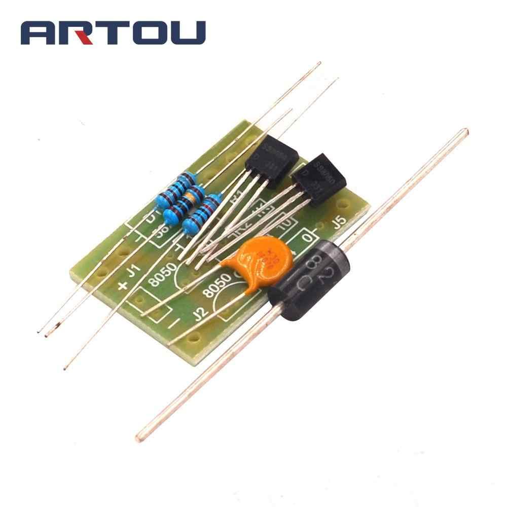 18650 Pengisian Papan dengan Perlindungan Charger Module Sensor Kontrol untuk Solar Pengisian Papan LED