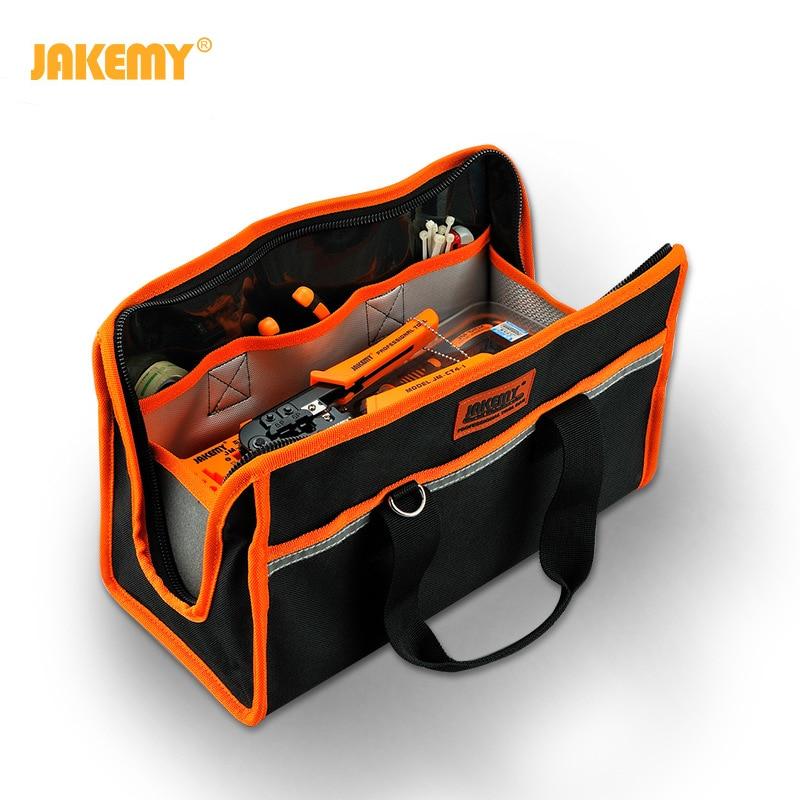 Good Tool Bags JM-B02 Size 36*16*21cm Hand Tools Kit Professional Electrician Hardware Bag