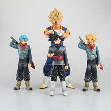 Dragon Ball DXF Super Soldaat over Trunks Dark Goku Vegetto Boxed Garage Kit(China)
