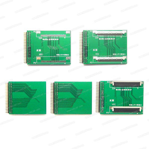 Image 5 - Тестер материнской платы для 6 го ТВ 160, инструменты для Vbyone и LVDS в HDMI конвертер с 7 адаптерами + Подарок, программатор EZP2019