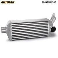 T6061 alumínio completo desempenho especs. cooler intercooler turbo para 08-14 wrx ej25 gh grb gee AF-INT0025TOP
