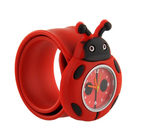 2019 New Trendy Nice Cartoon-Watches Children Girl Kid Quartz-Watch Sport Bendable Rubber Strap Wrist Watch P20