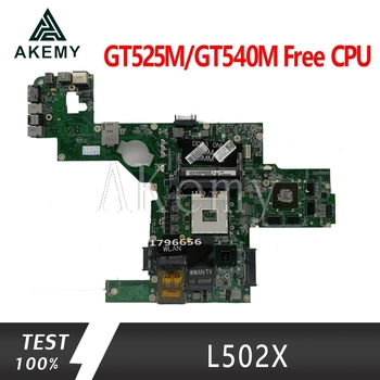 C47NF CN-0C47NF mainboard For Dell XPS L502X laptop motherboard GT525M GT540M DAGM6CMB8D0 Test work 100% original Free CPU