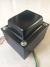 Мощный трансформатор для 6P3P 6P6P EL34 FU50 FU7, ламповый усилитель HIFI EXQUIS, 180 Вт/187 Вт/207 Вт/227 Вт