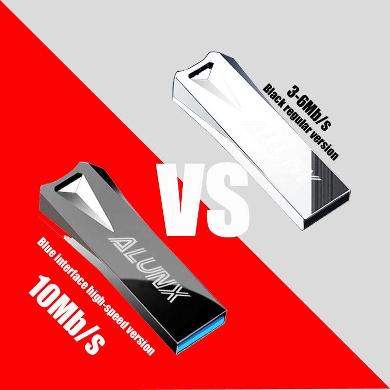 Флешка usb флеш накопитель 128G 64G 32G 16G 8g 4g memoria cle usb флеш накопитель высокоскоростные флеш накопители металлические водонепроницаемые Оригинальные|USB флэш-накопители|   | АлиЭкспресс - Компьютеры и техника