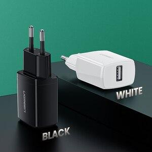 Image 5 - Ugreen 5v 2.1a carregador usb para iphone x 8 7 ipad carregador de parede rápido adaptador da ue para samsung s9 xiaomi mi 8 carregador do telefone móvel