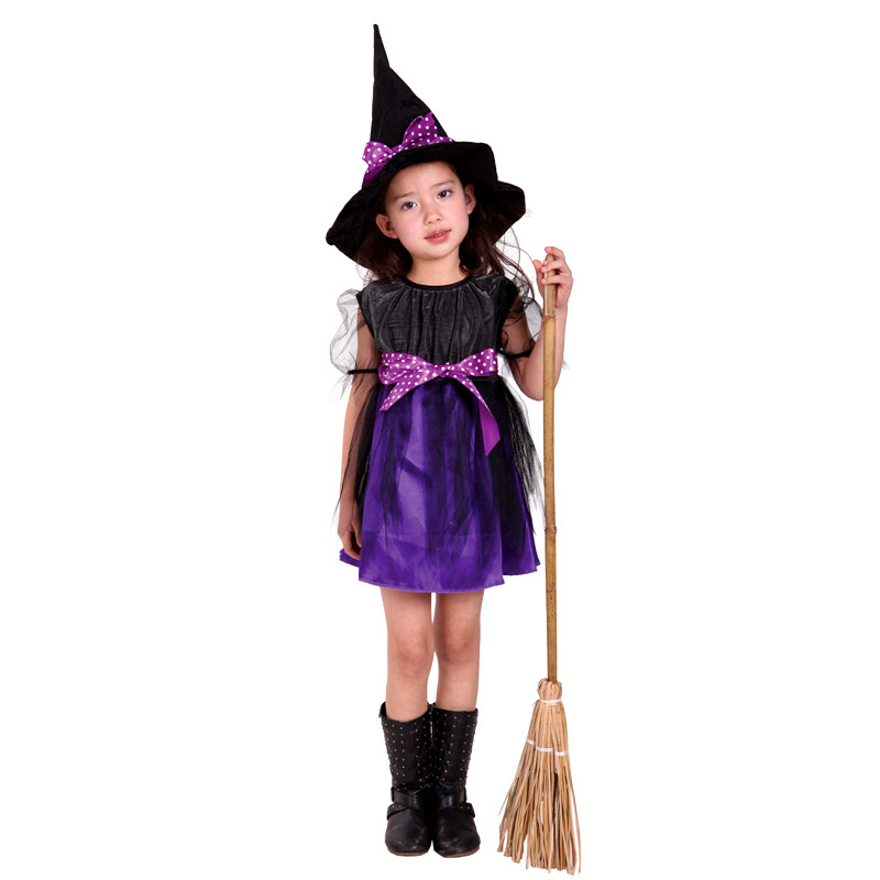 G-0132B Pretty Gauze Witch-(Purple)