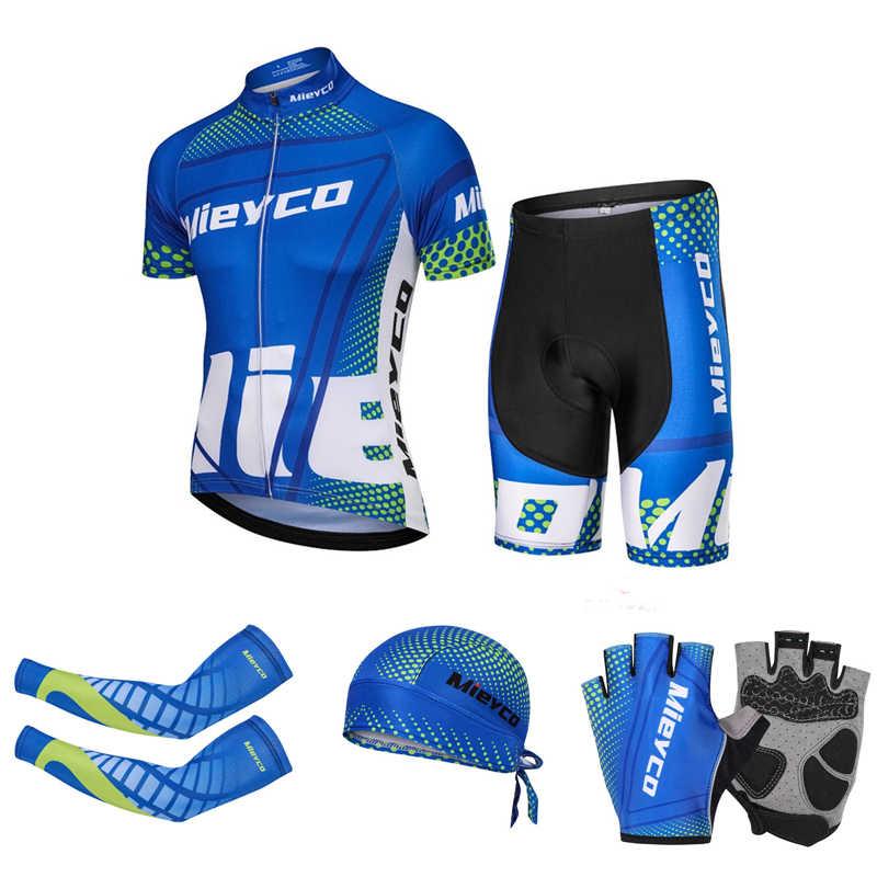 Профессиональная велосипедная одежда, мужская велосипедная Джерси 2020,  летняя велосипедная одежда с коротким рукавом, велосипедная форма, комплект  для горного велосипеда, велосипедный костюм Велосипедные комплекты     АлиЭкспресс