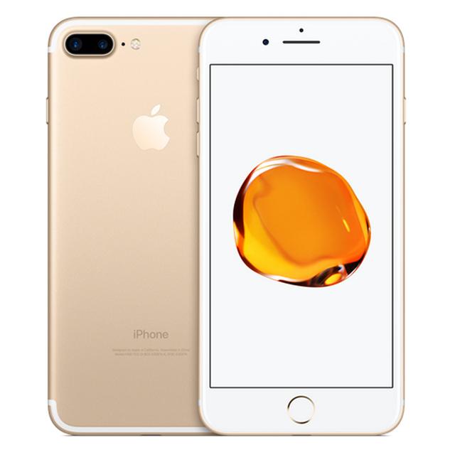 Original Apple iPhone 7 Plus 3GB RAM 32/128GB/256GB ROM iOS 4G LTE Unlocked Cellphone Quad-Core Fingerprint 12MP Phone