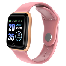 Fitness Watch M6 Smart Watch 5ATM WaterProof Bluetooth Sport Heart Rate Tracker Call/Message Reminder Smartwatch for Android iOS