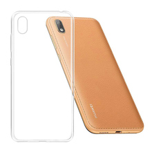 Transparent Silicone Phone Cases for Huawei Honor 8S Soft TPU Clear Mobile Back Cover