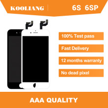 No Dead Pixel LCD For iPhone 6S Plus LCD Display With Touch Screen Digitizer Assembly Free DHL Shipping DHL free dhl 3pcs alibaba china original 5 5 inch for iphone 7 plus lcd complete screen display with touch digitizer assembly