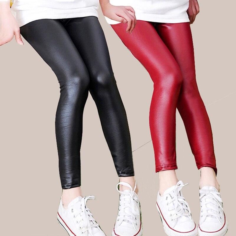 Autumn Winter Girls Pants Velvet Thicken Warm Girls Leggings Kids Children Pants Girls Clothing For Winter 3-8T Baby Girls Pants 5