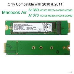 128 ГБ 256 512 1 ТБ твердотельный накопитель для 2010 2011 Apple Macbook Air 13 A1369/11,6 A1370 SSD MC503 504 505 506 MC965 966