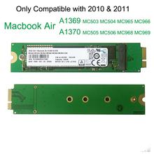 128GB 256GB 512GB 1TB Solid State Drive For 2010 2011 Apple Macbook Air 13