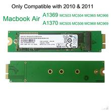 "128GB 256GB 512GB 1TB Solid State Drive Für 2010 2011 Apple Macbook Air 13 ""A1369 /11,6 ""A1370 SSD MC503 504 505 506 MC965 966(China)"