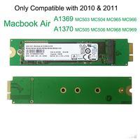 128GB 256GB 512GB 1TB Solid State Drive For 2010 2011 Apple Macbook Air 13 A1369 / 11.6 A1370 SSD MC503 504 505 506 MC965 966