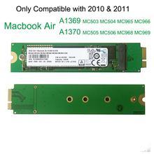 128GB 256GB 512GB 1TB Solid State Drive For 2010 2011 Apple Macbook Air 13″ A1369 / 11.6″ A1370 SSD MC503 504 505 506 MC965 966
