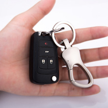 цена на Car Styling Key Chain Pendants Luxury Business Gifts Alloy Key Rings For Mazda Hyundai Opel LADA Ssang Yong Ford Subaru Skoda VW