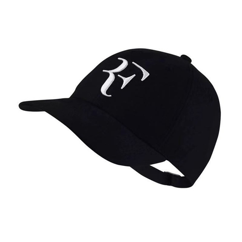 2019 Tennis Star Roger Federer Dad Hat Sport   baseball     cap   100% cotton 3D embroidery Unisex Snapback   caps   Tennis hat F Hats bone