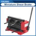 """Miniatur Scher Bremse/SIEG S/N: 20002 8 """"Mini Scher/Bremse/Manuelle Biege Maschine Biege Maschinen Werkzeug -"""