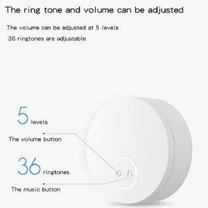 Image 5 - Linptech Wireless Doorbell Self Generating Smart Door Bell Transmitter Memory Function Wifi Version Connect Mijia APP