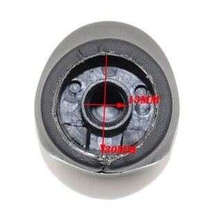 Image 5 - PU deri araba vites vites topuzu kolu Gaitor bot kılıfı Ford Mondeo IV MK4 2007 2015