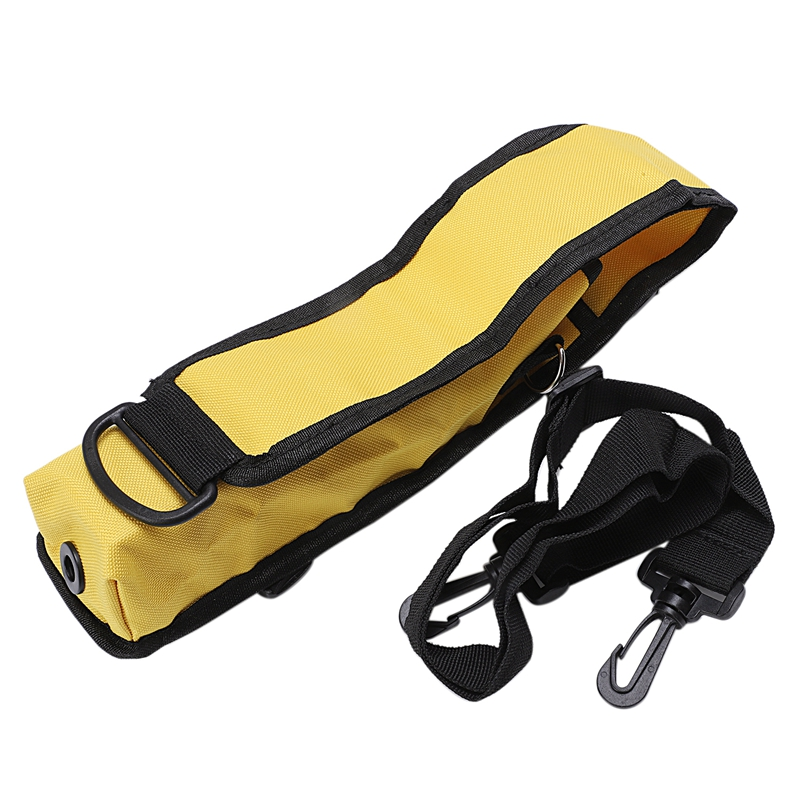 DIDEEP Storage Bag For 0.5L Portable Oxygen Cylinder Mini Scuba Diving Equipment Accessories