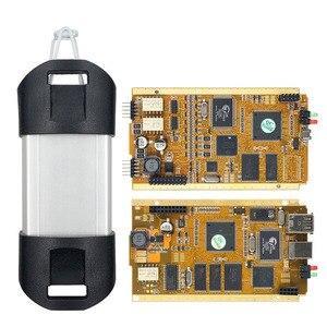 Image 5 - Dla Renault Can Clip V198 pełny Chip CYPRESS AN2131QC może klip narzędzie diagnostyczne do samochodów złota PCB dla 1998 2019 Pin Extractor + Reprog