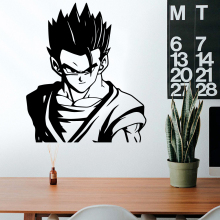 NEW Dragonball Wall Sticker Pvc Stickers Art Paper Living Room Children Vinyl Decal