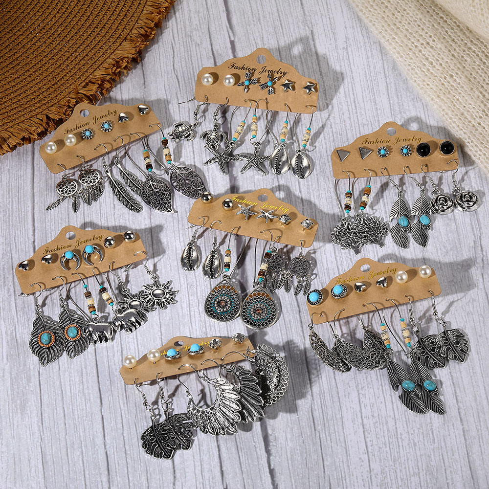 Trendy Southwest Earring Sets