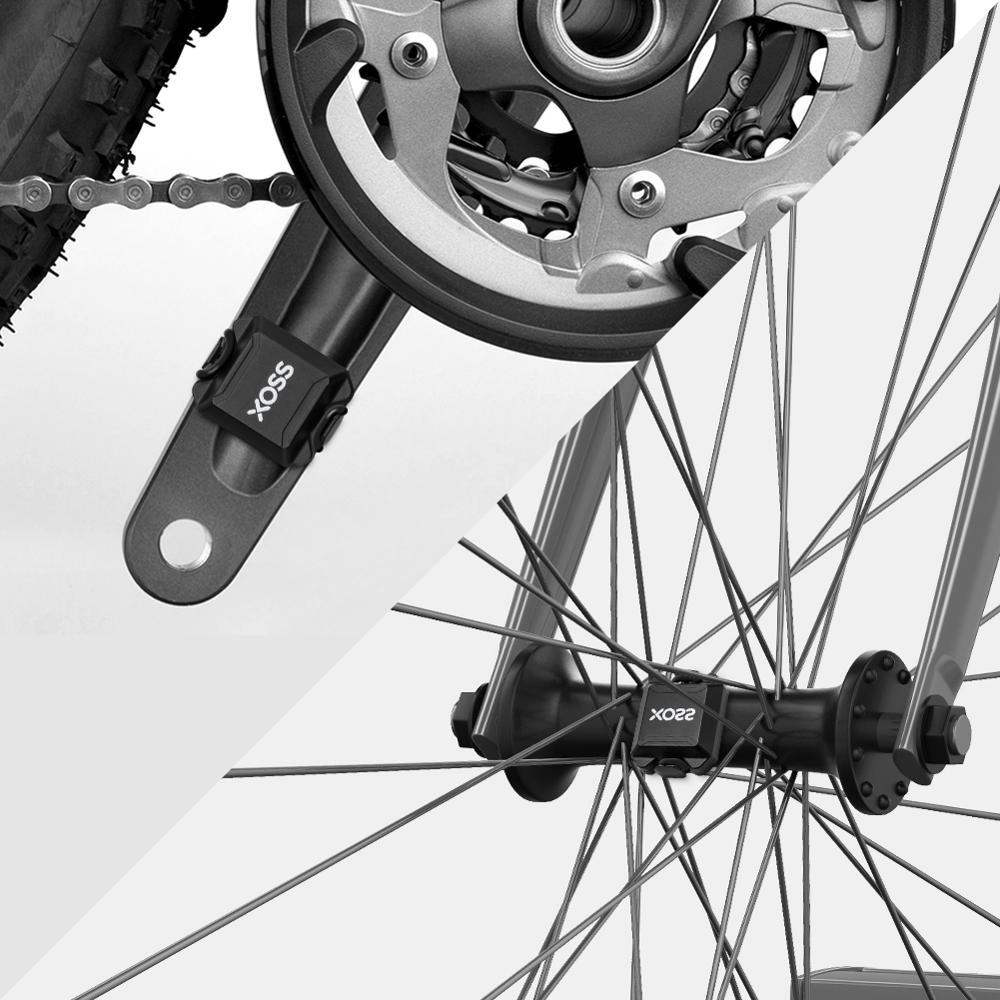 Image 3 - XOSS Cycling Computer Speedometer Speed and Cadence Dual Sensor ANT+ Bluetooth Road Bike MTB Sensor for GARMIN iGPSPORT brytonwireless cycle computercycling computerbike computer -