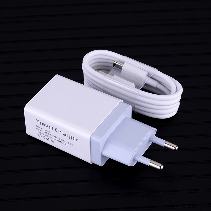 Micro USB Cable for LG K30 K20 Plus K10 G4 G3 Stylus K8 K7 K5 k4 Wall Charger