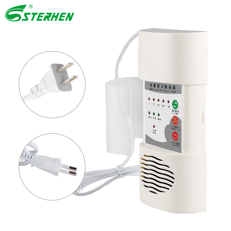 Sterhen Multipurpose Household Air Freshener Ozone Generator Air Sterilizer Automatically Remove Odors