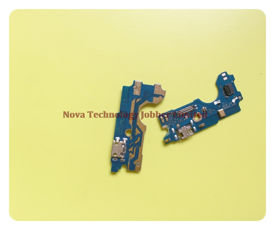 Wyieno 10Pcs/Lot For <font><b>BQ</b></font> 6015L BQ6015L Universe Charging Port Board Charger Flex Cable Phone Parts Dock Microphone Plug image