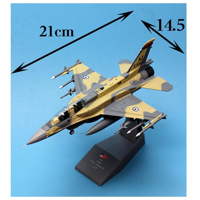 172 diecast metal avioes modelo 04