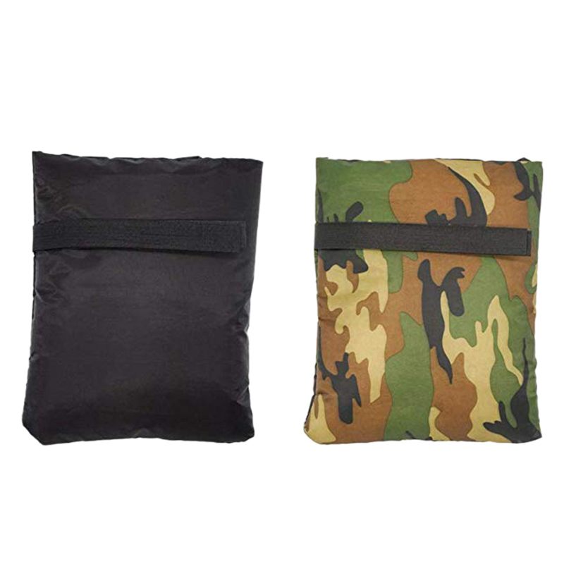 2 Pcs Faucet Covers Outdoor Faucet Socks For Winter Freeze Fade And Split Protection Camouflage And Black
