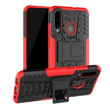 Kickstand Armor Case For Honor 9X 9 X Shockproof Cover For Honor 9X Case Hard Bumper Case For Honor 9 Lite 9X Premium 9X Global(China)