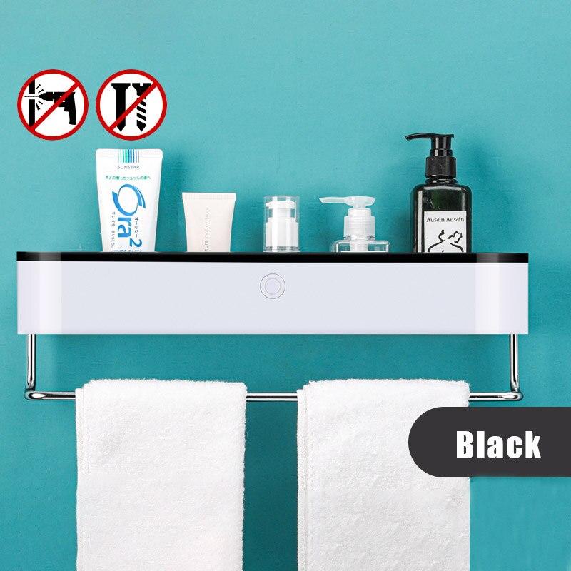 B-Black towel bar