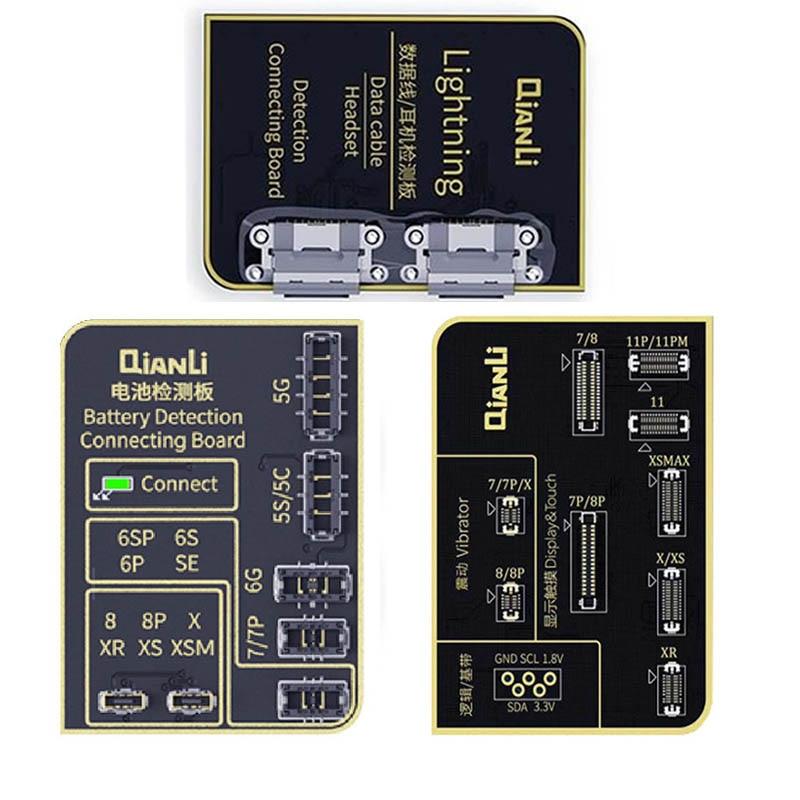 Qianli ICopy Plus Ture Tone /Virbrator EEPROM Programmer Heatset Board For IPhone 11 Pro Max 11 Pro XS Max  XsMax Xs  X Repair